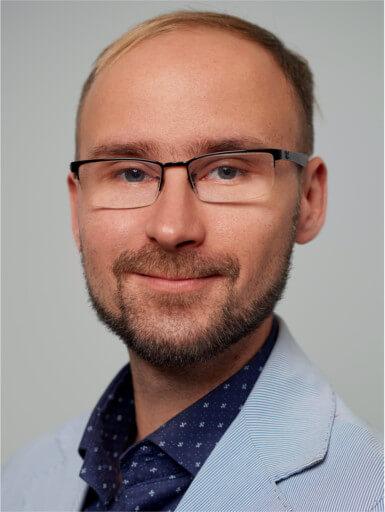 Damian Maślej - CEO